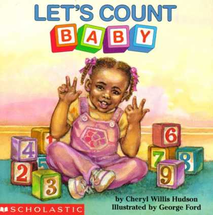 Books About Parenting - Let's Count, Baby (revised) (What-a-Baby Series)