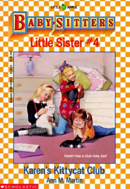Books About Parenting - Karen's Kittycat Club (Baby-Sitters Little Sister, 4)