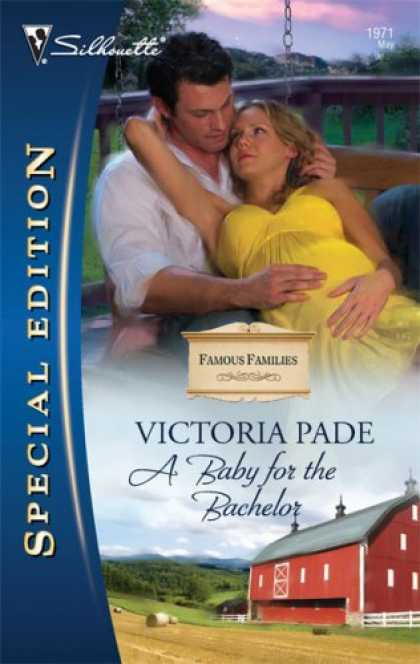 Books About Parenting - A Baby For The Bachelor (Silhouette Special Edition)