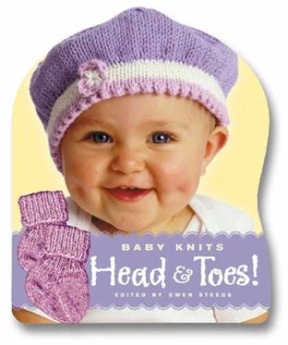 Books About Parenting - Knit Baby Head & Toes! 15 Cool Patterns to Keep You Warm