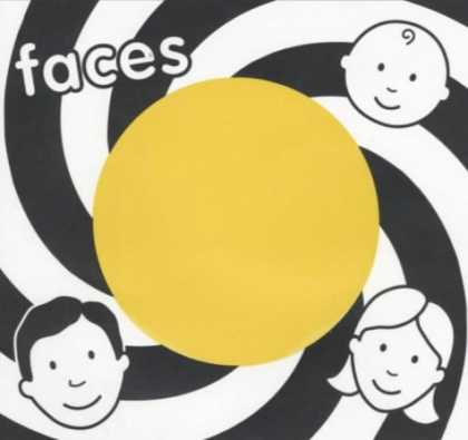 Books About Parenting - Faces (Baby's Very First Book)
