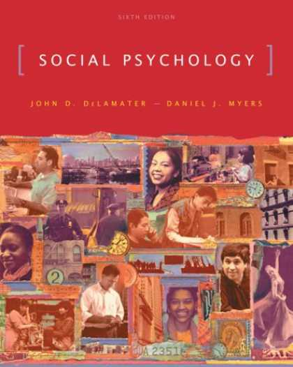 Books About Psychology - Social Psychology