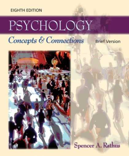 Books About Psychology - Psychology: Concepts and Connections, Brief Version