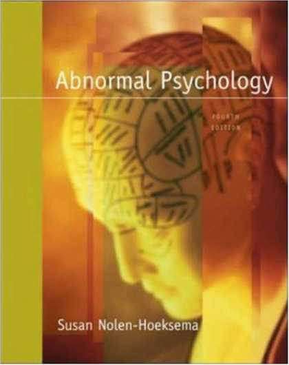 Books About Psychology - Abnormal Psychology with MindMap CD-ROM and PowerWeb