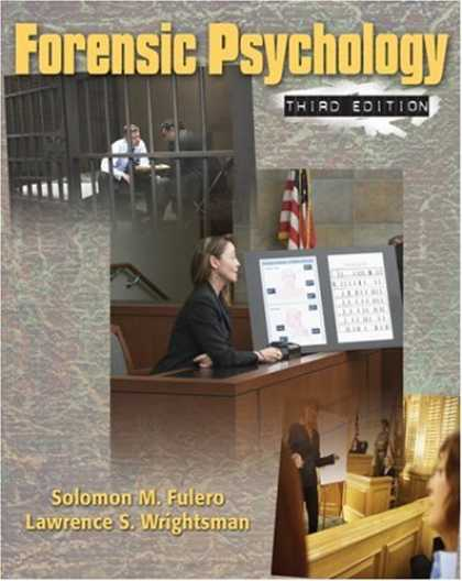 Books About Psychology - Forensic Psychology