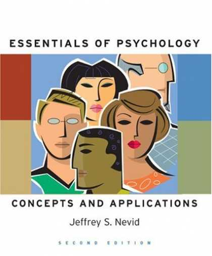 Books About Psychology - Essentials Of Psychology: Concepts and Applications