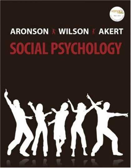 Books About Psychology - Social Psychology (6th Edition) (MySearchLab Series)