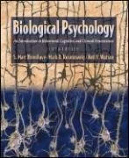 Books About Psychology - Biological Psychology: An Introduction to Behavioral, Cognitive, and Clinical Ne