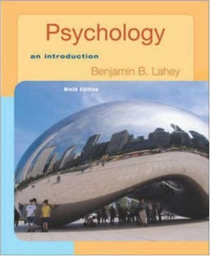 Books About Psychology - Psychology: An Introduction with In Psych Student CD-ROM and Registration Code