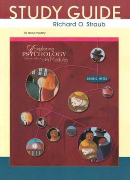 Books About Psychology - Exploring Psychology, Seventh Edition, in Modules Study Guide