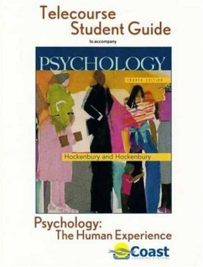 Books About Psychology - Psychology: The Human Experience Telecourse Guide: for Hockenbury/Hockenbury, Ps