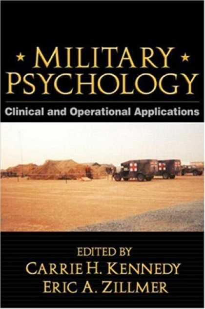 Books About Psychology - Military Psychology: Clinical and Operational Applications