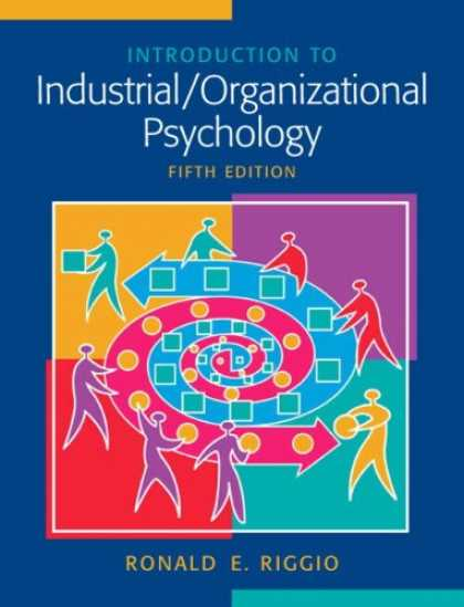 Books About Psychology - Introduction to Industrial/Organizational Psychology (5th Edition) (MySearchLab