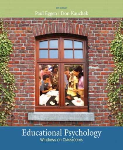 Books About Psychology - Educational Psychology: Windows on Classrooms (8th Edition)