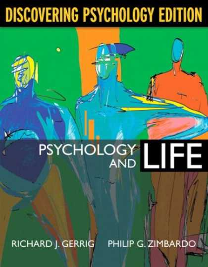 Books About Psychology - Psychology and Life, Discovering Psychology Edition (with MyPsychLab) (18th Edit