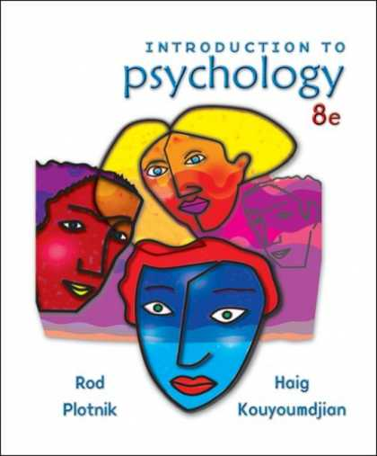 Books About Psychology - Cengage Advantage Books: Introduction to Psychology (Thomson Advantage Books)