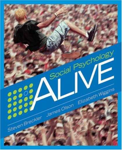 Books About Psychology - Social Psychology Alive