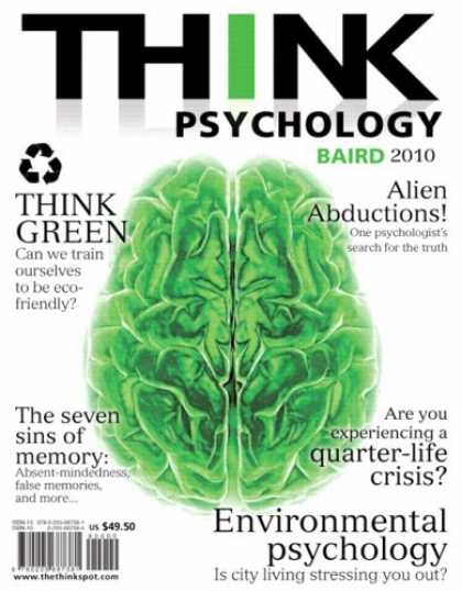 Books About Psychology - THINK Psychology