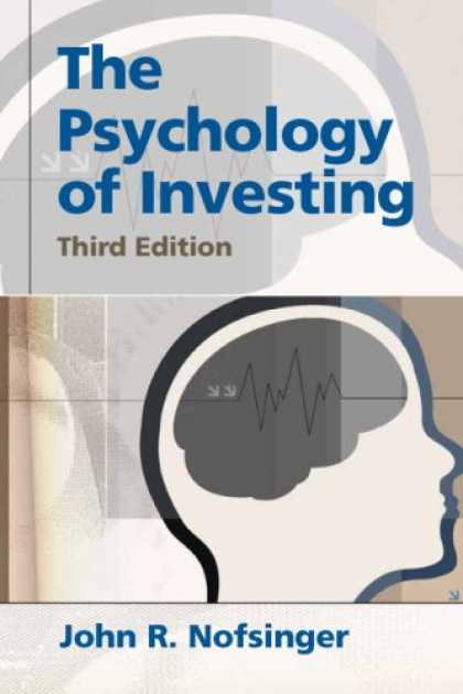 Books About Psychology - Psychology of Investing (3rd Edition)