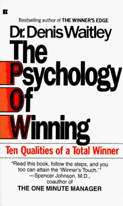 Books About Psychology - The Psychology of Winning