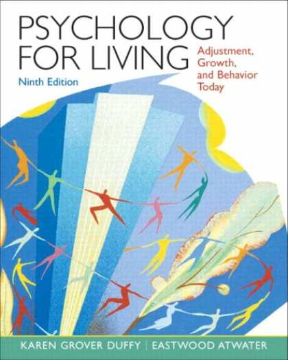 Books About Psychology - Psychology for Living: Adjustment, Growth, and Behavior Today (9th Edition)