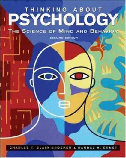 Books About Psychology - Thinking About Psychology: The Science of Mind and Behavior