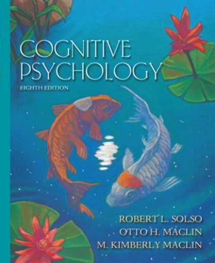 Books About Psychology - Cognitive Psychology- (Value Pack w/MySearchLab)