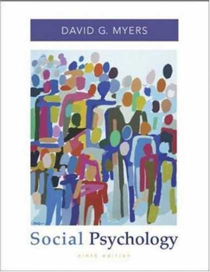Books About Psychology - Social Psychology with SocialSense Student CD-ROM