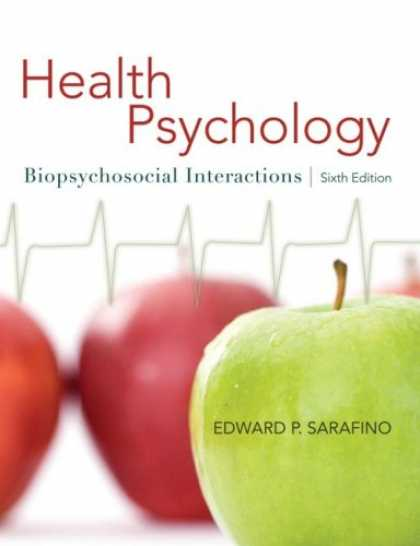 Books About Psychology - Health Psychology: Biopsychosocial Interactions