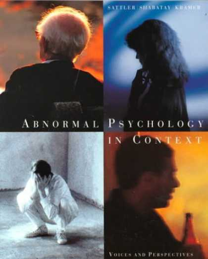 Books About Psychology - Abnormal Psychology in Context: Voices and Perspectives