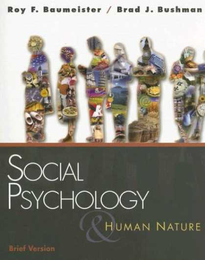 Books About Psychology - Social Psychology and Human Nature, Brief Version