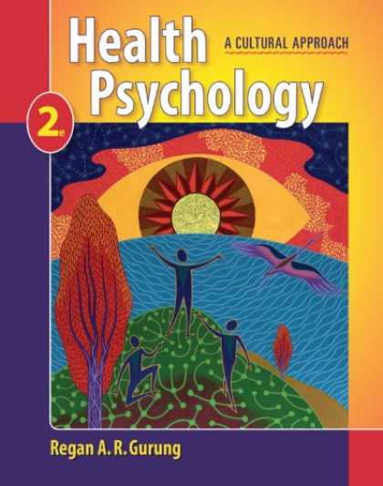 Books About Psychology - Health Psychology: A Cultural Approach