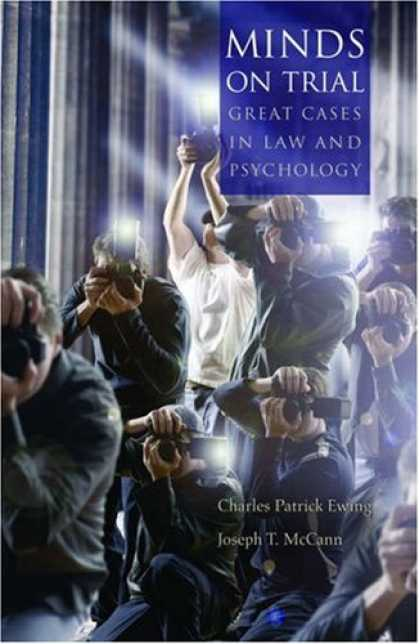 Books About Psychology - Minds on Trial: Great Cases in Law and Psychology