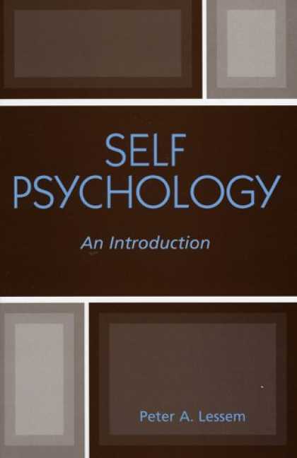 Books About Psychology - Self Psychology: An Introduction