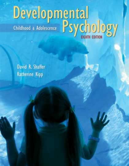 Books About Psychology - Developmental Psychology: Childhood and Adolescence