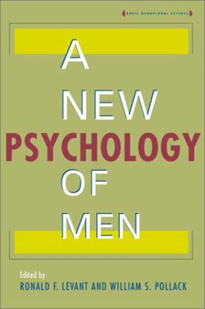 Books About Psychology - A New Psychology Of Men