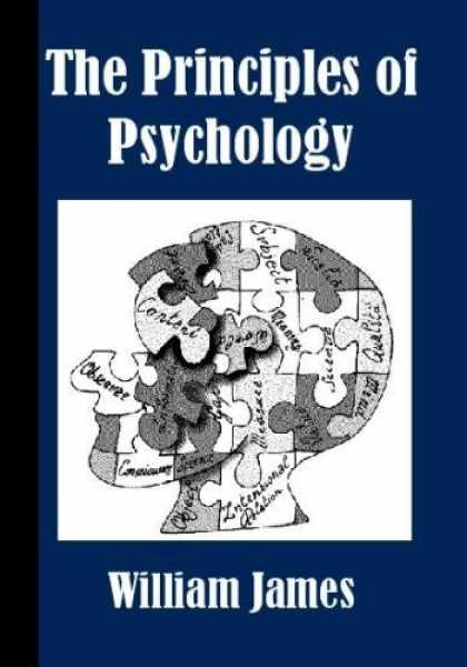 Books About Psychology - The Principles of Psychology