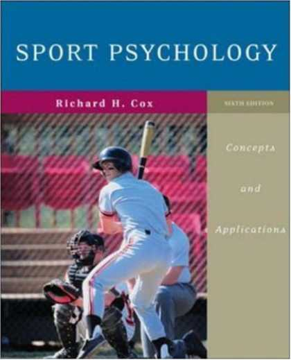 Books About Psychology - Sport Psychology: Concepts and Applications