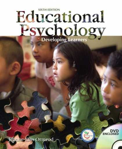 Books About Psychology - Educational Psychology: Developing Learners (6th Edition)