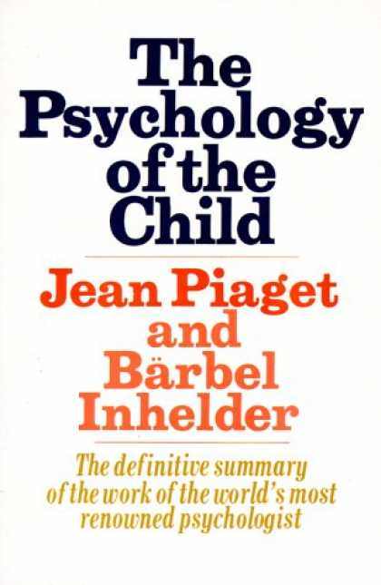 Books About Psychology - The Psychology Of The Child