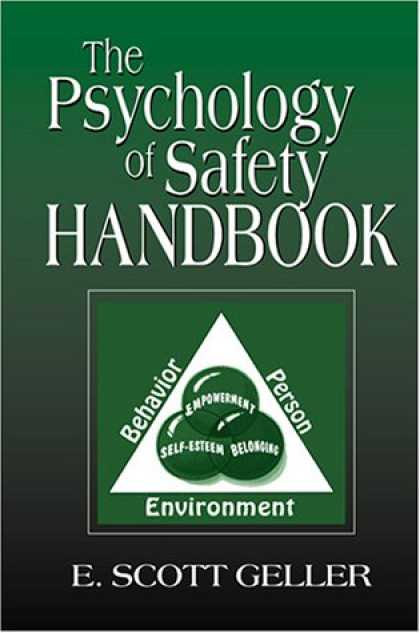Books About Psychology - The Psychology of Safety Handbook