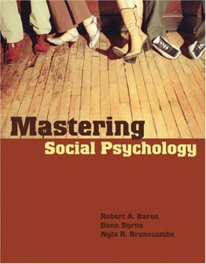 Books About Psychology - Mastering Social Psychology (MyPsychLab Series)
