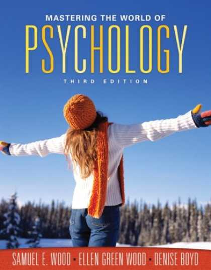 Books About Psychology - Mastering the World of Psychology (3rd Edition) (MyPsychLab Series)