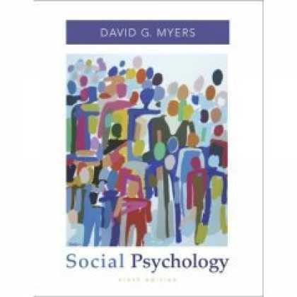 Books About Psychology - Student Study Guide for Use With Social Psychology, 9th Edition