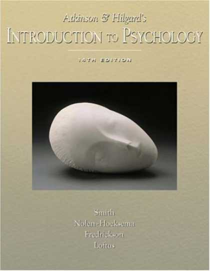 Books About Psychology - Atkinson and Hilgard's Introduction to Psychology (with Lecture Notes and InfoTr