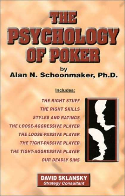 Books About Psychology - The Psychology of Poker