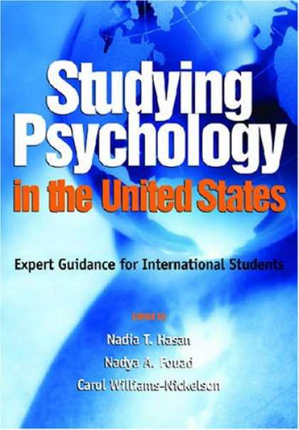 Books About Psychology - Studying Psychology In The United States: Expert Guidance for International Stud