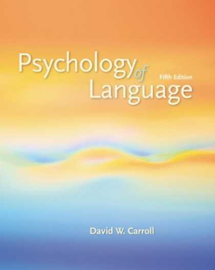 Books About Psychology - Psychology of Language