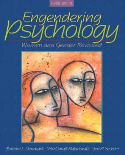 Books About Psychology - Engendering Psychology: Women and Gender Revisited (2nd Edition) (MySearchLab Se
