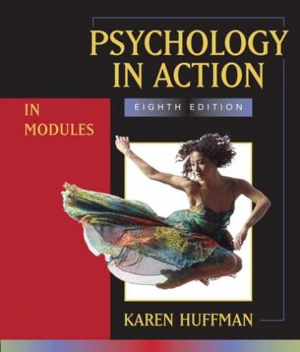 Books About Psychology - Psychology in Action: In Modules
